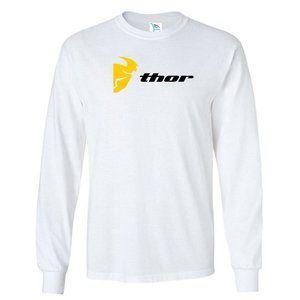 Youth Kids Thor T-Shirt Long Sleeve
